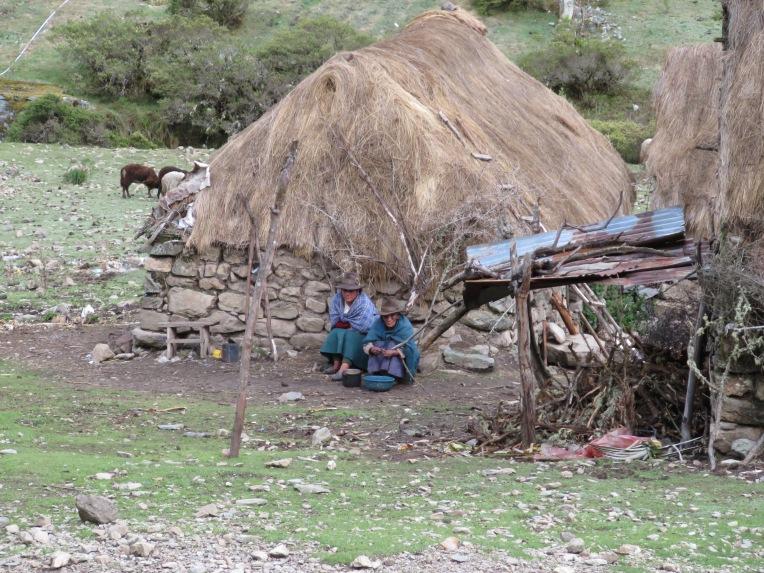 Andean Village Women