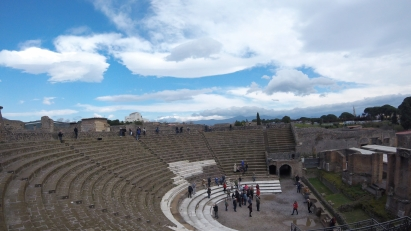 Amphitheater for Gladiator fights